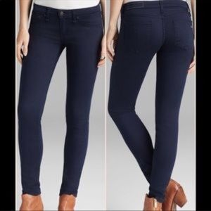 AG Stevie Ankle Slim Straight Jeans. Anthropology